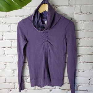 Lululemon In A Cinch Reversible Long Sleeve Top